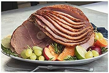 All Natural Berkshire Honey Glazed Ham