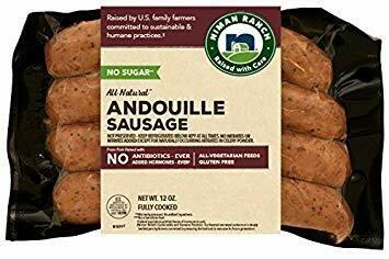 Niman Ranch Andouille Sausage