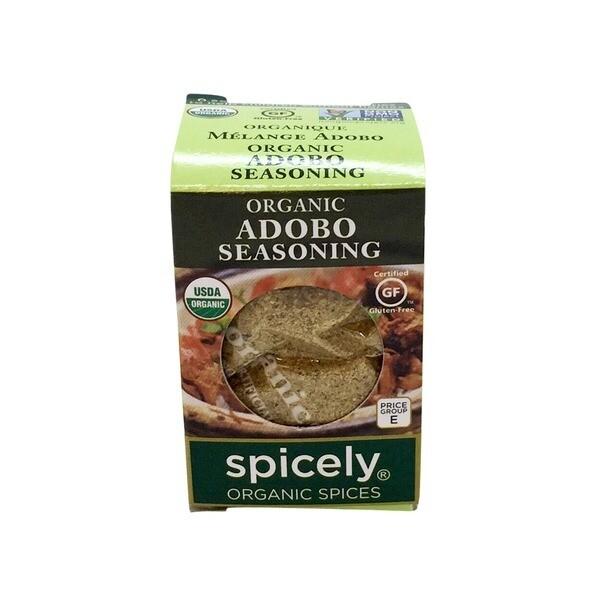 Organic Adobo Seasoning