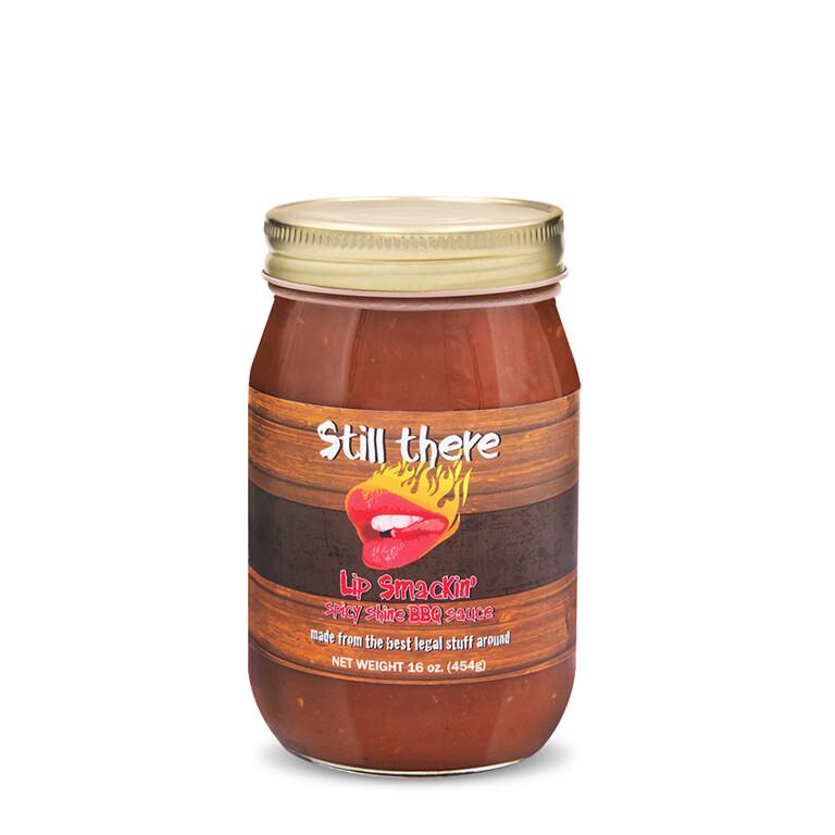 Still There Lip Smakin Sauce