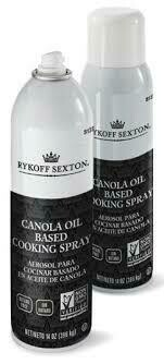 Rykoff Sexton Cooking Spray