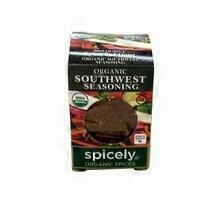 Organic Southwest Seasoning