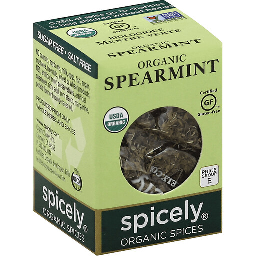 Organic Spearmint