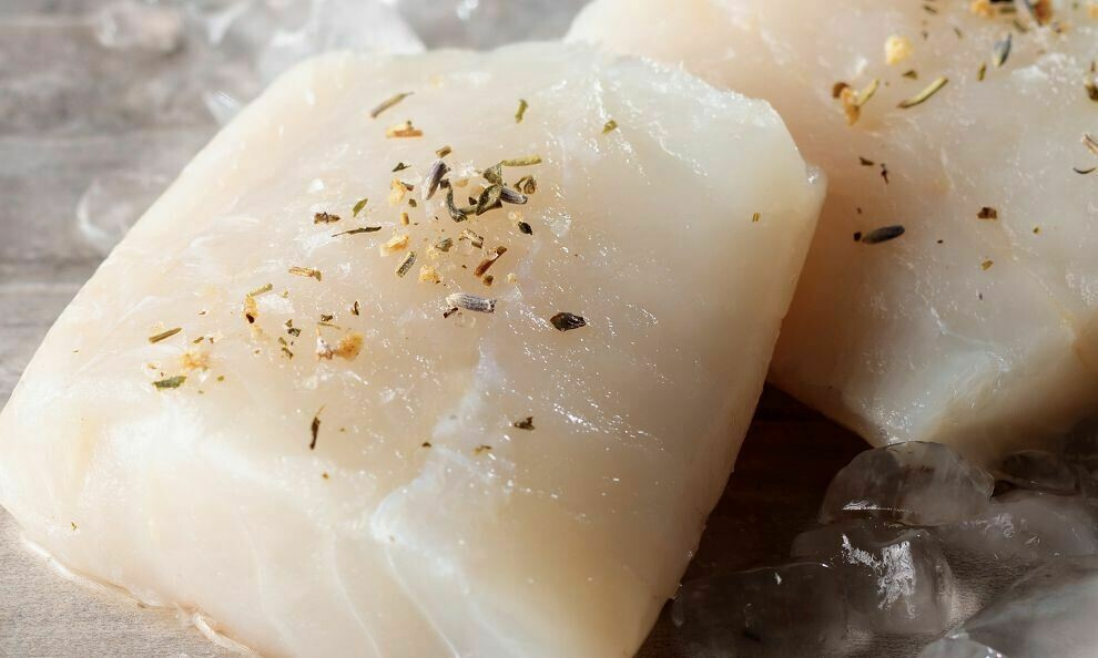 8oz Pacific Wild Caught Cod Filets