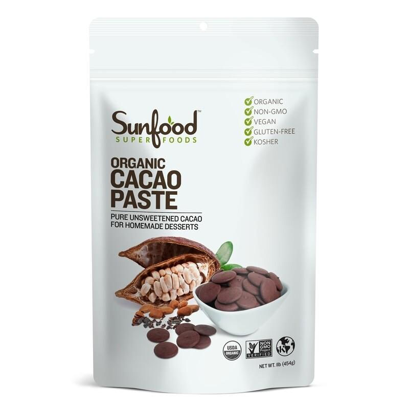 Cacao Paste 1 Lb.