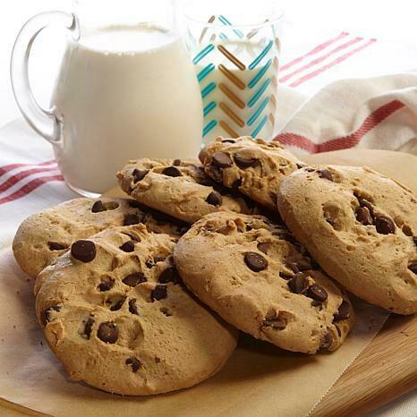 David's Chocolate Chunk Cookies 8/3oz package