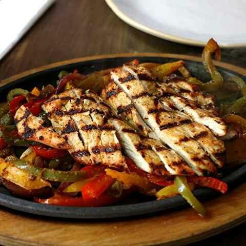 Fully Grilled Fajita Chicken Strips