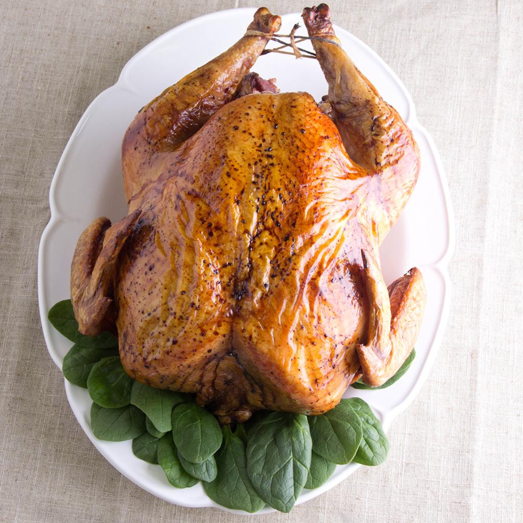 Heritage Black Turkey Deposit 18/20 lbs