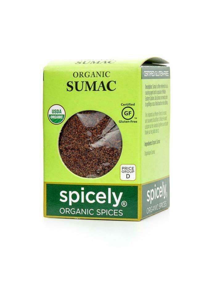 Organic Sumac
