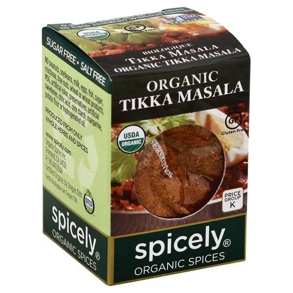 Organic Tikka Masala
