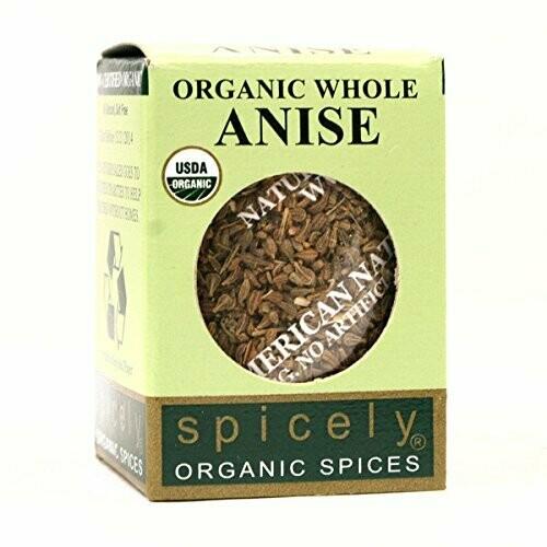Organic Whole Anise