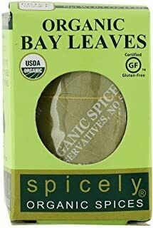 Organic Whole Bay Leaves