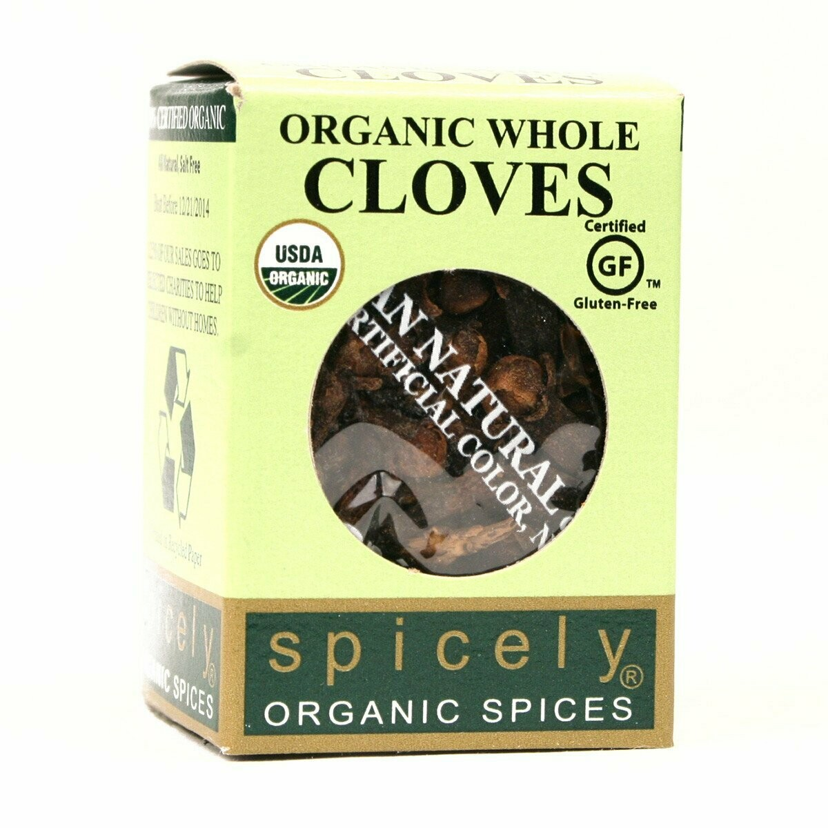 Organic Whole Cloves