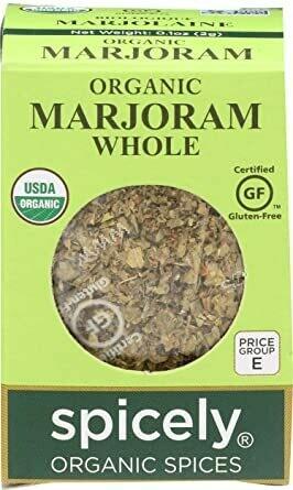 Organic Whole Marjoram