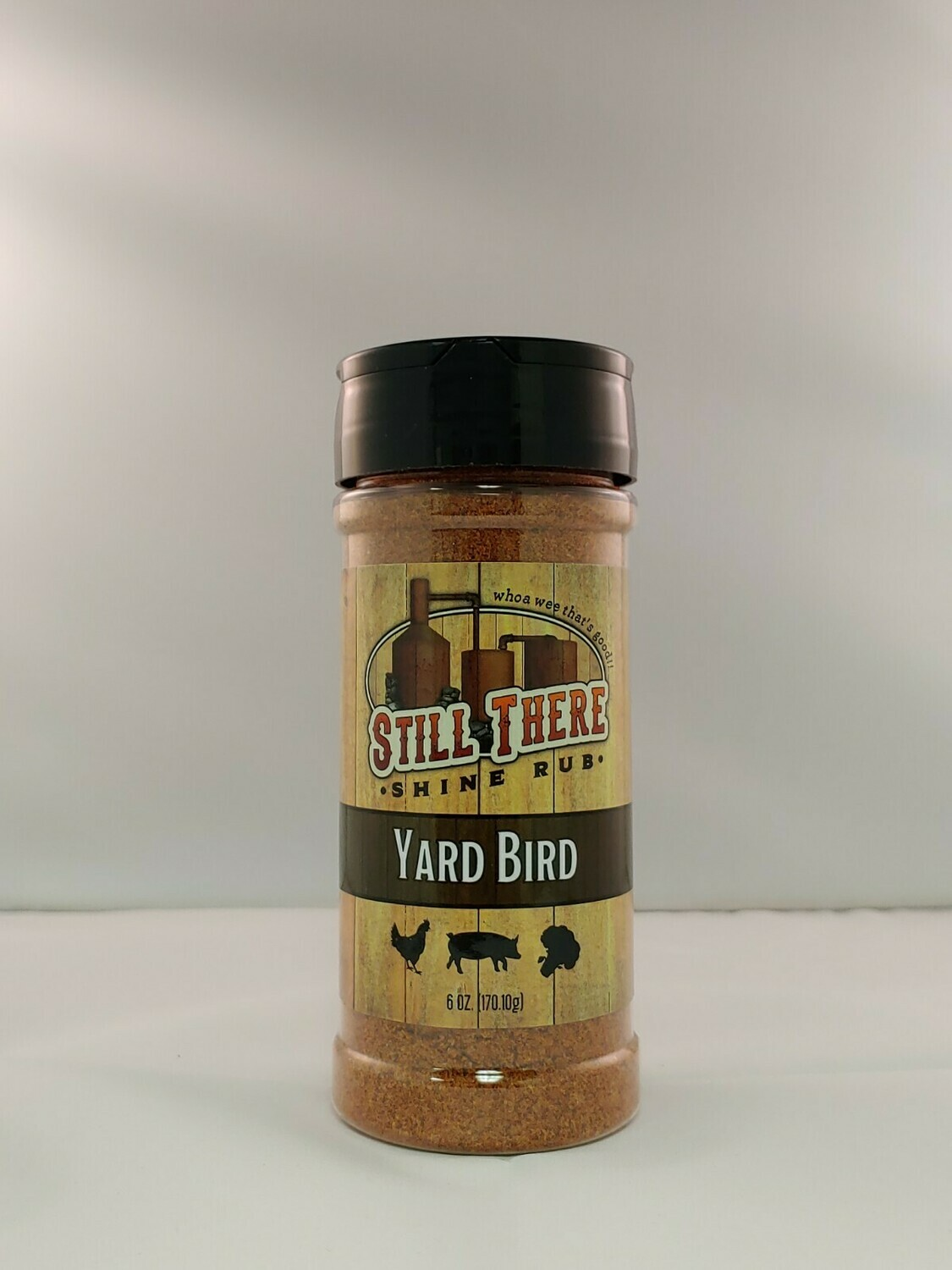 Yard Bird Rub