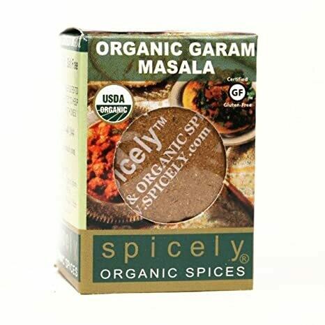 Organic Garam Marsala