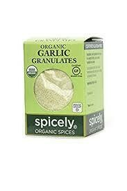 Organic Garlic Granulates