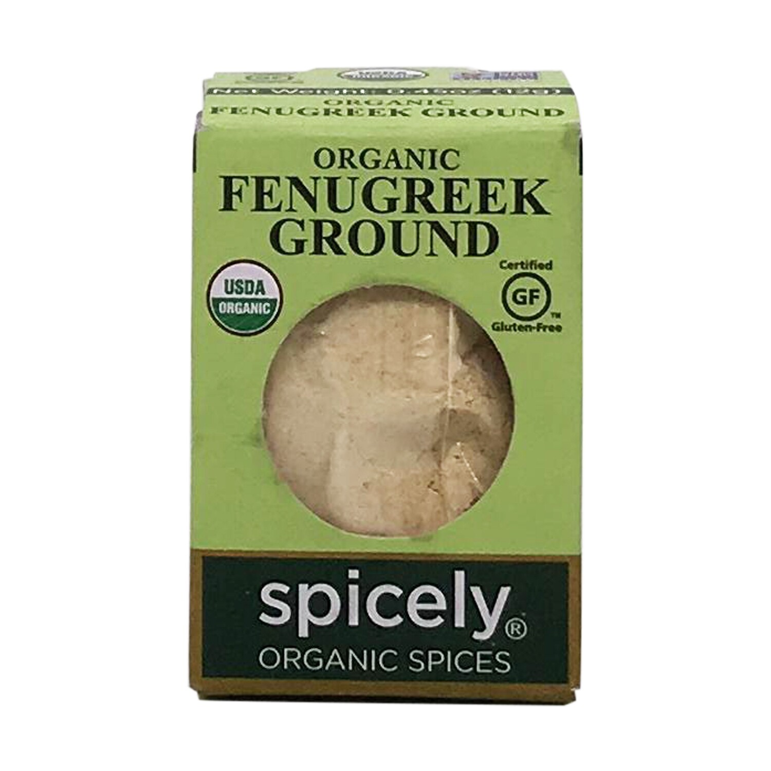 Organic Ground Fenugreek