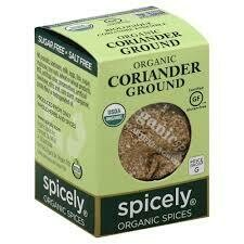 Organic Ground Coriander