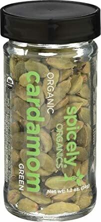 Organic Green Cardamom Pods