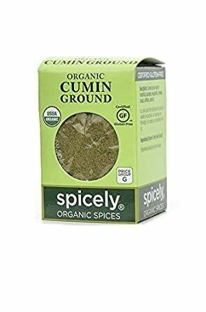 Organic Ground Cumin