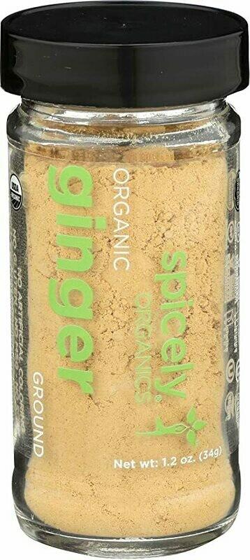 Organic Ground Ginger