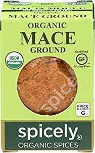 Organic Ground Mace