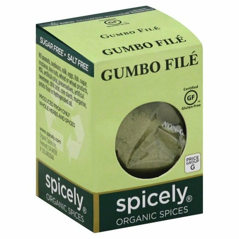 Organic Gumbo File
