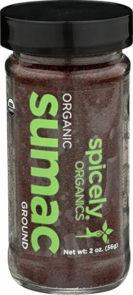 Organic Ground Sumac