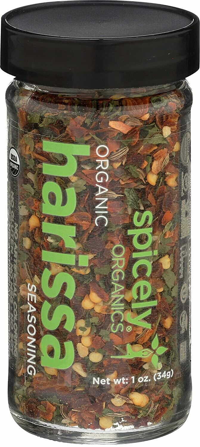 Organic Harissa Seasoning