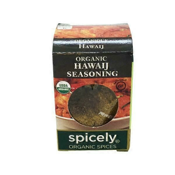 Organic Hawaij Seasoning