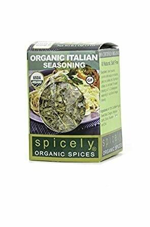 Organic Italian Seasoning