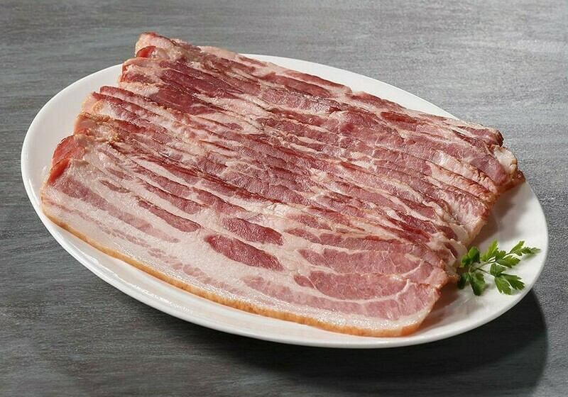 SRF Kurobuta Thick Cut Smoked Bacon 1.5 lb