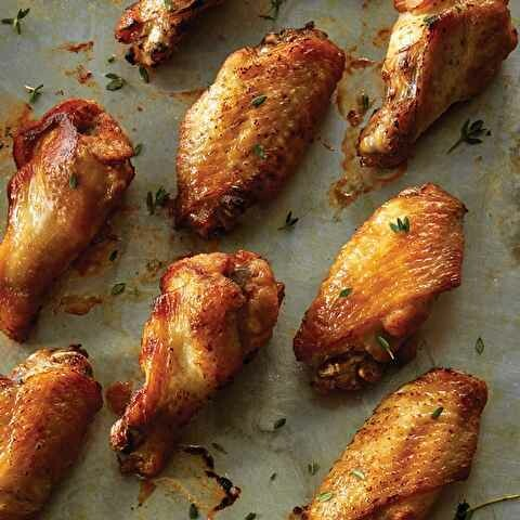 All Natural Oven Roasted Jumbo Chicken Wings
