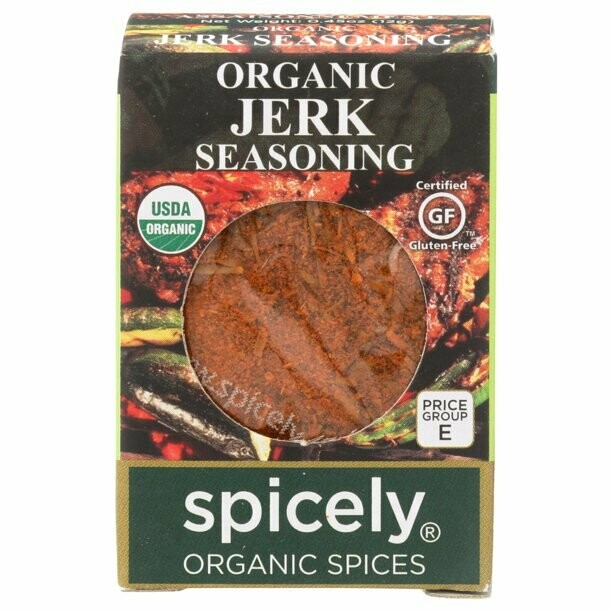 Organic Jerk Seasoning
