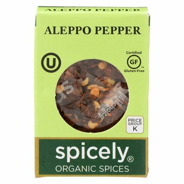 Organic Aleppo Pepper