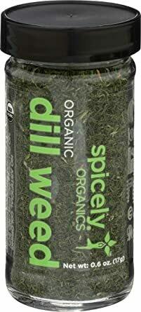 Organic Dill Weed