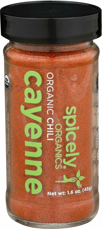 Organic Chili Cayenne
