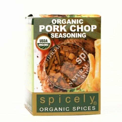 Organic Pork Chop Seasoning