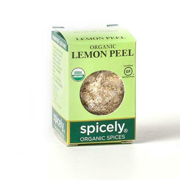 Organic Lemon Peel