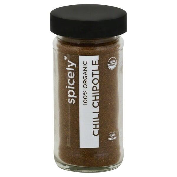 Organic Chili Chipotle Ground