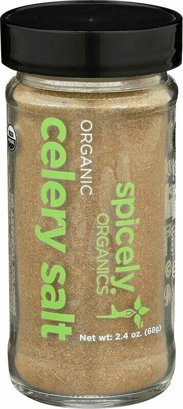 Organic Celery Salt