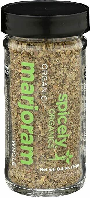 Organic Marjoram Whole