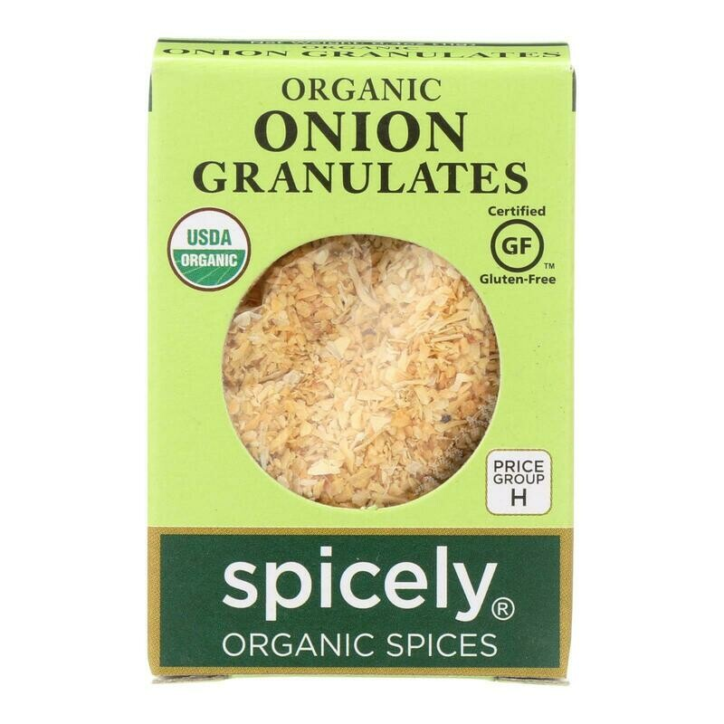 Organic Onion Granulates