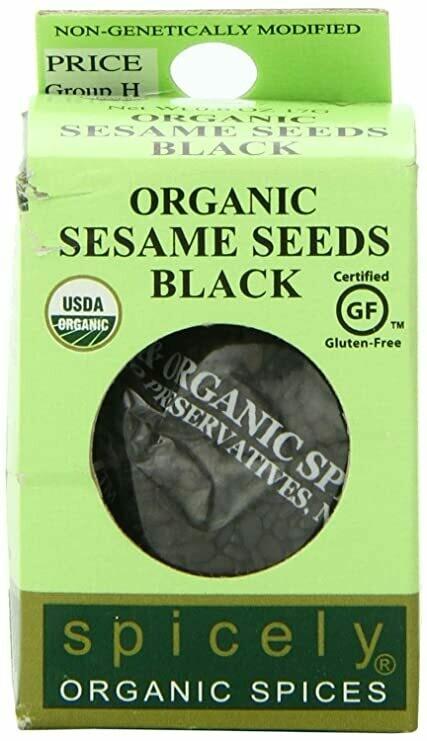 Organic Black Sesame Seed