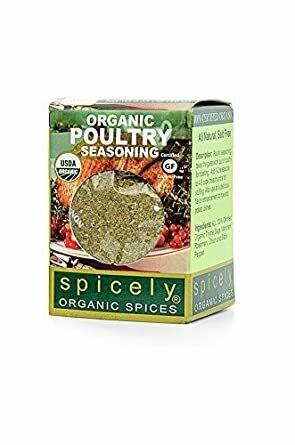 Organic Poultry Seasoning