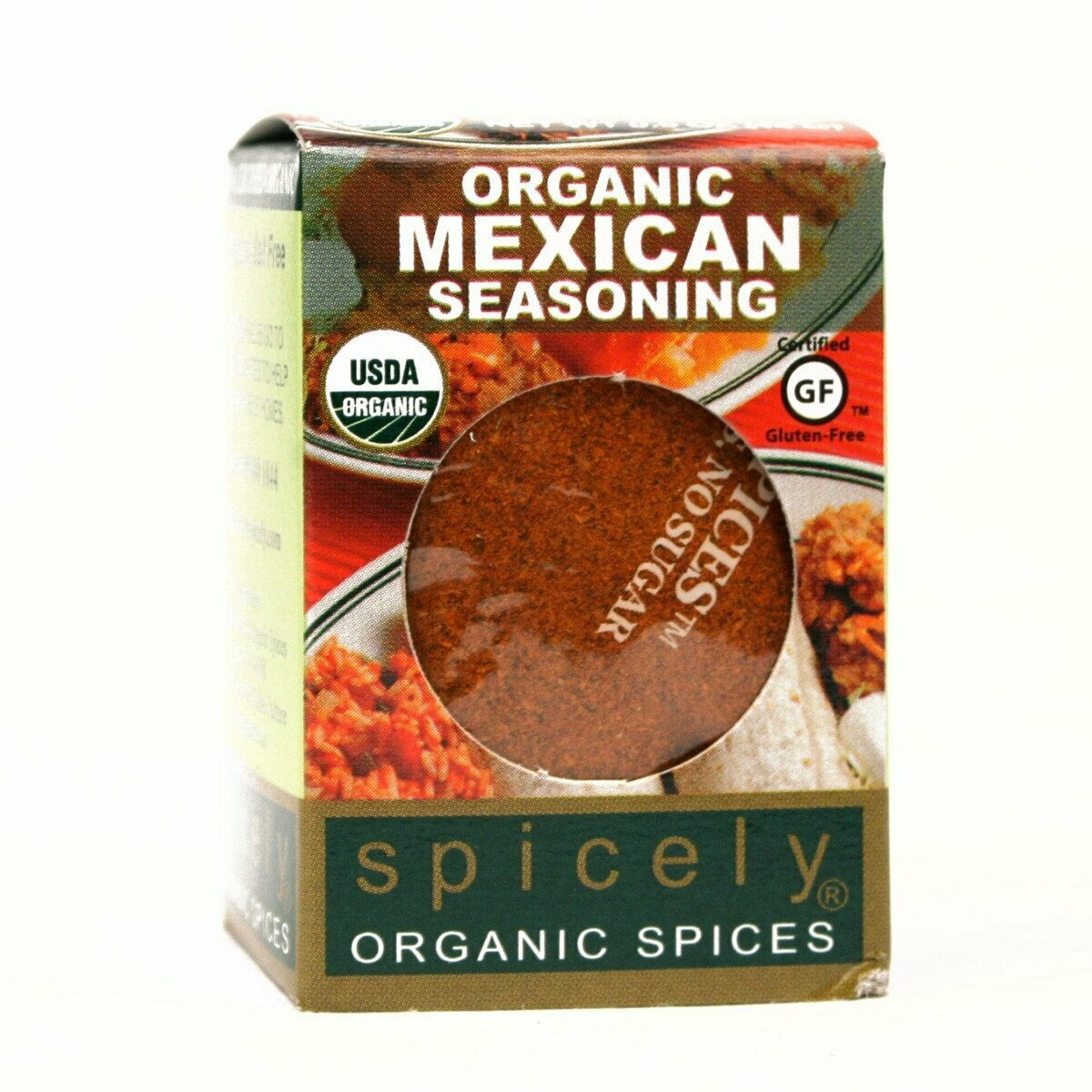 Organic Mexican Seasoning