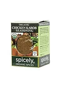 Organic Chicken Kabob Seasoning