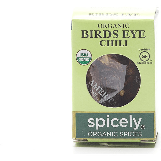 Organic Birds Eye Chili