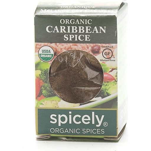 Organic Caribbean Spice